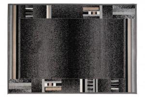 Dywan nowoczesny 70777/10745 SCARLET DELUXE czarny