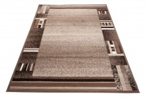 Dywan nowoczesny 70877/10844 SCARLET DELUXE jasno-brązowy