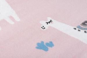 Dywan dziecięcy DB69A Y EWL różowy