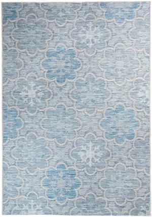 Dywan TERAZZA  21139 Ivory Silver/Blue DY.